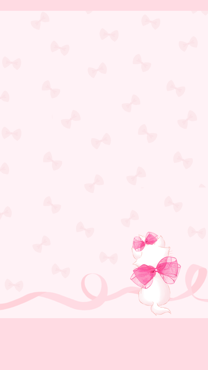 Cute Disney Aristocats Wallpaper Kitty Cats Iphone Wallpapers Hello Sanrio Shabby Chic Backgrounds