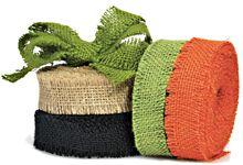 for autumn wrap/decor/crafts!