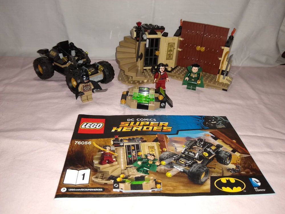 Lego Batman Rescue from Ra's al Ghul Sealed DC Comics ...