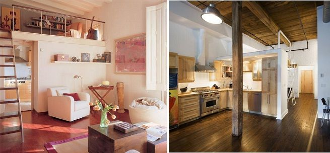 Decorar un loft deco pinterest loft la solucion y - Ideas para decorar un loft ...