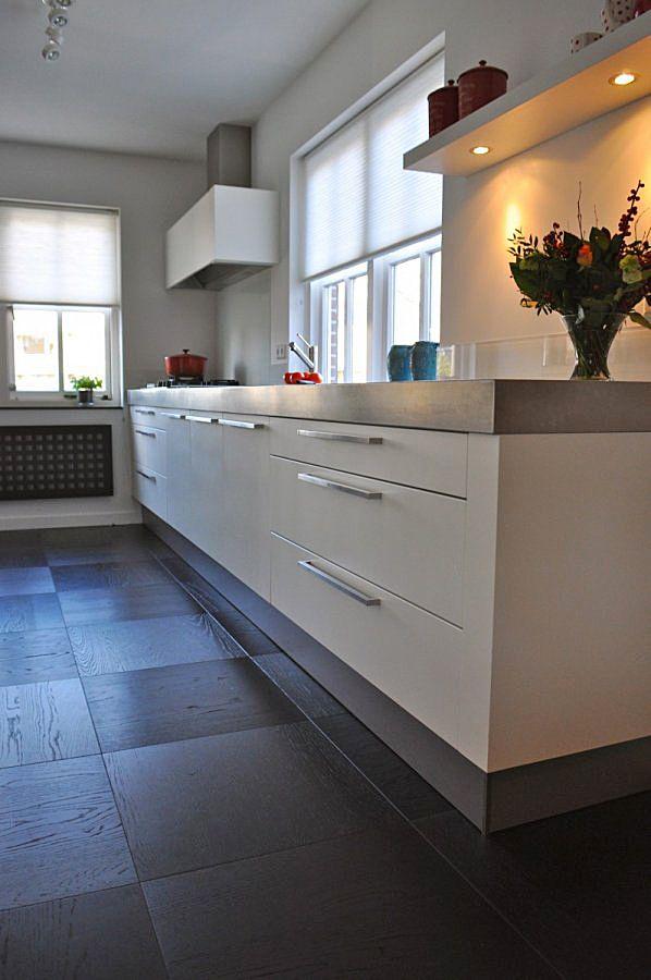 Woning in modern landelijke stijl in ter Aar Meer interieur ...