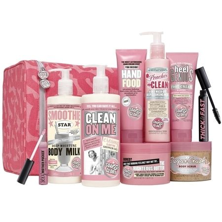 SOAP AND GLORY \