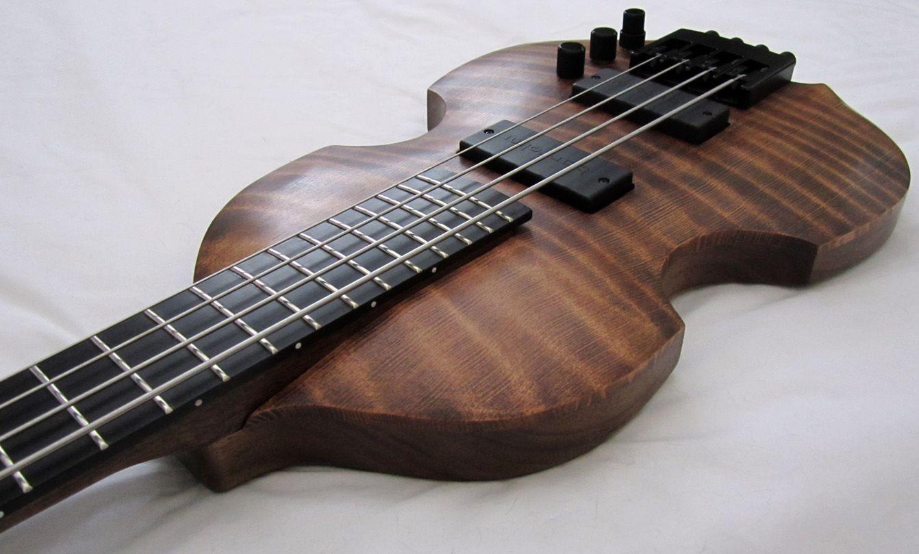 wilkat headless beatle bass custom bass guitar guitar acoustic bass guitar. Black Bedroom Furniture Sets. Home Design Ideas