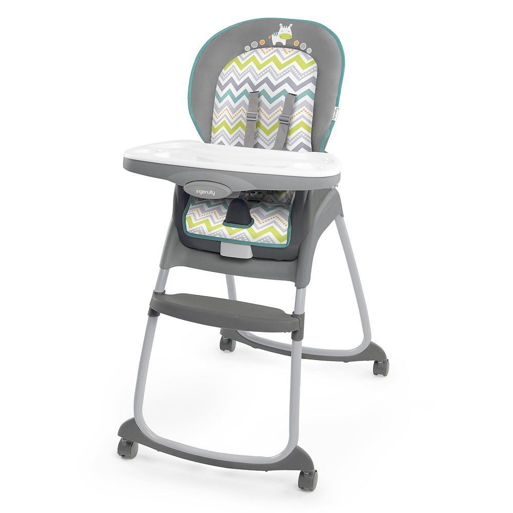 Ingenuity Printed Trio 3 In 1 High Chair Best High Chairs Baby
