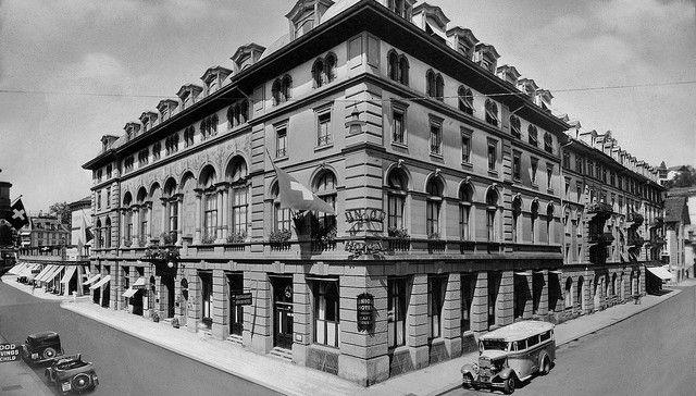 Union Hotel Lucerne