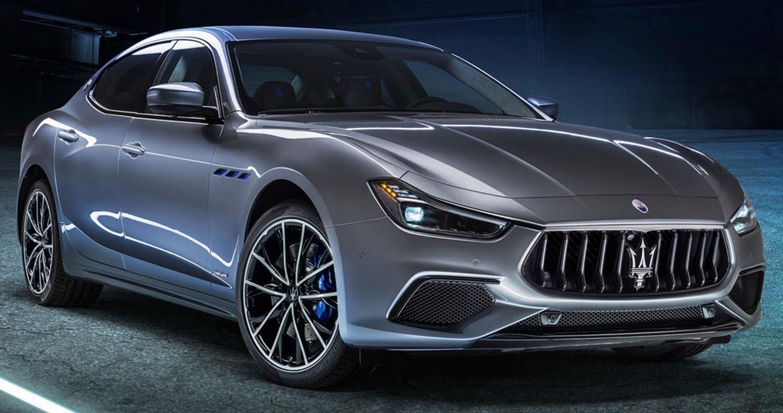 مازيراتي غيبلي هايبرد 2021 الجديدة تماما سيدان فاخرة مكهربة بالروح الايطالية الرياضية المعتادة موقع ويلز In 2020 Maserati Ghibli Maserati Bmw