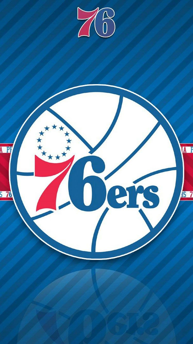 Philadelphia 76ers Iphone Philadelphia Nba Wallpapers