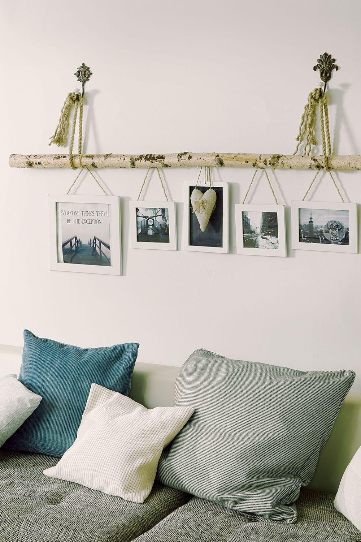 Inspiration: Bildergalerie aus Birkenstamm