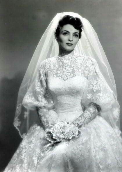 Suzan Ball Second Cousin Of Lucille Used Crutches During Her Wedding Due To