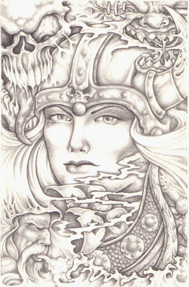 Warrior Woman By Micahholland Deviantart Com On Deviantart