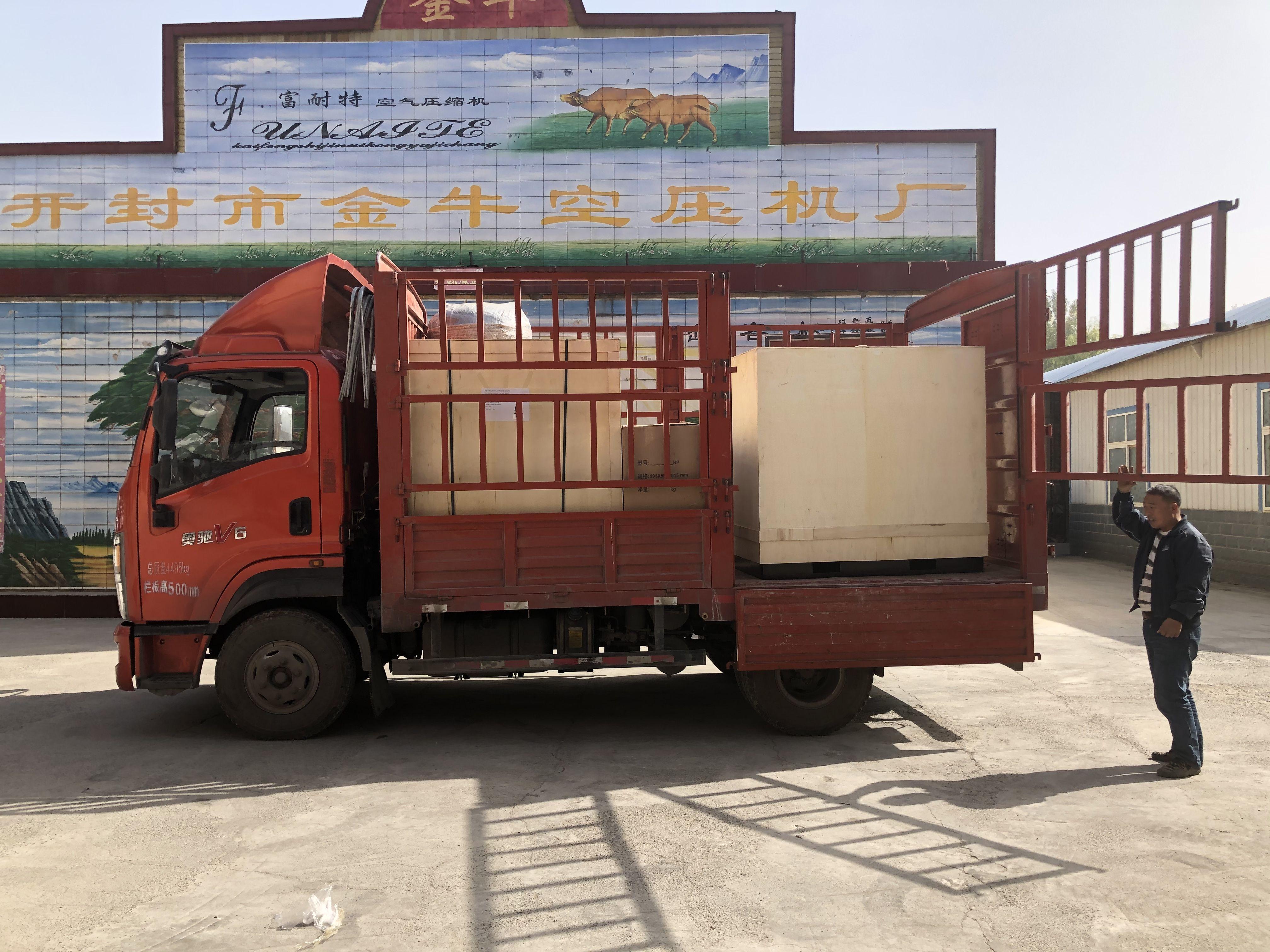 Get High Quality Aircompressor Air Compressor Industrial
