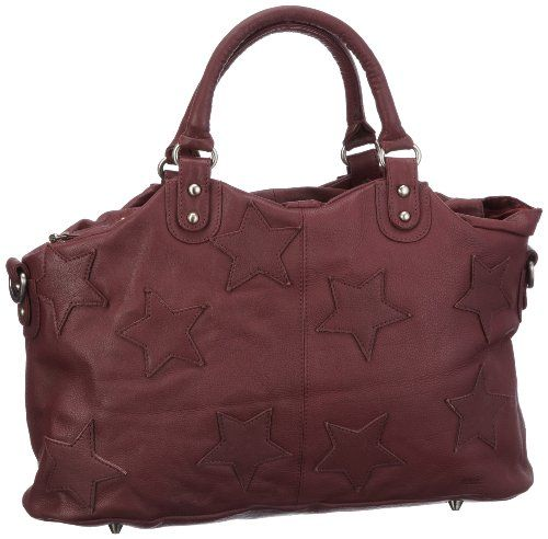 Mimic Copenhagen leather star bag