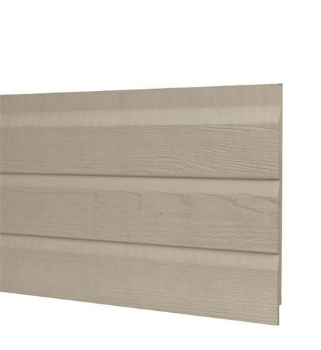 Lp Smartside 1 2 X 12 X 16 Prefinished Engineered Wood Triple 4 Dutch Lap Siding 25 Yr Paint Warranty At Menards Dutch Lap Siding Dutch Lap Lap Siding