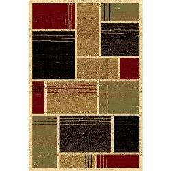 Melange Collection 8 ft. x 11 ft. Area Rug 127/30