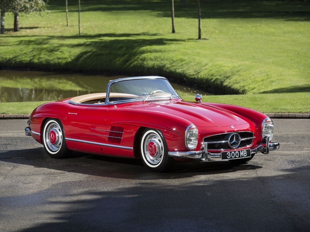 Mercedes Benz Classic Car Collection Of 1961 1970 With Images