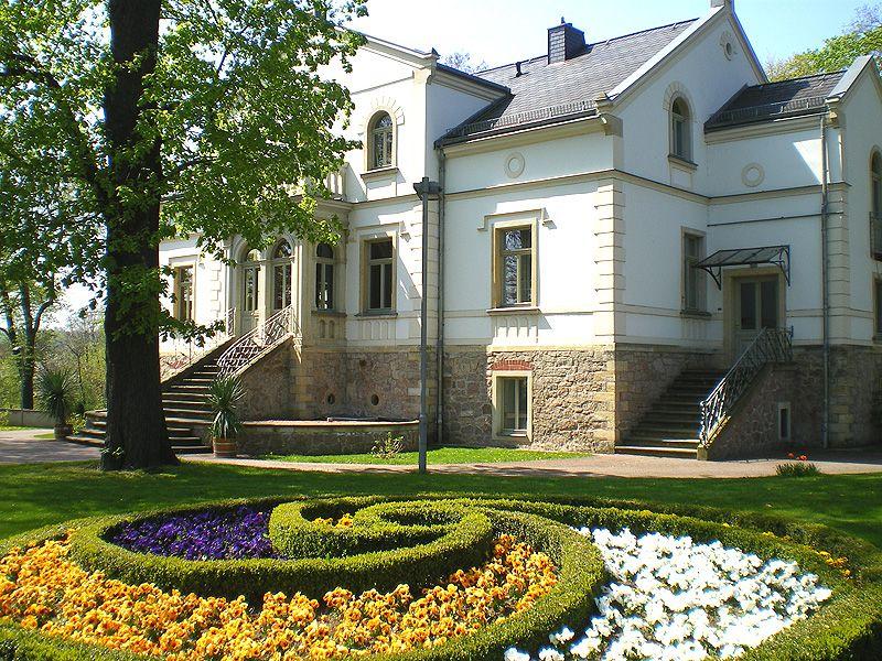 Villa Teresa In Coswig Sachsen Eugen D Albert Burg Burgen Und Schlosser Campingplatz