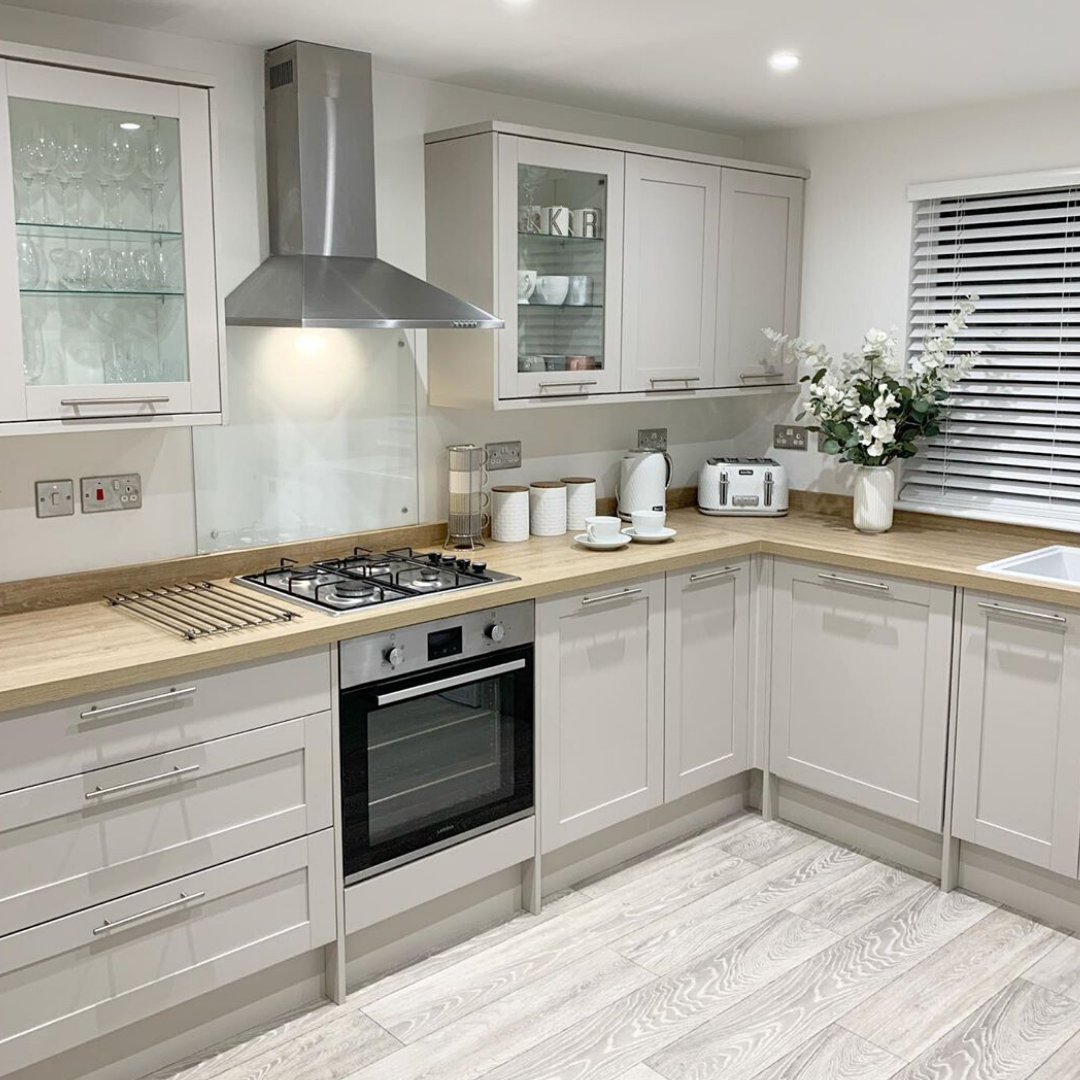 Allendale Cashmere Kitchen in 2020 Interior design
