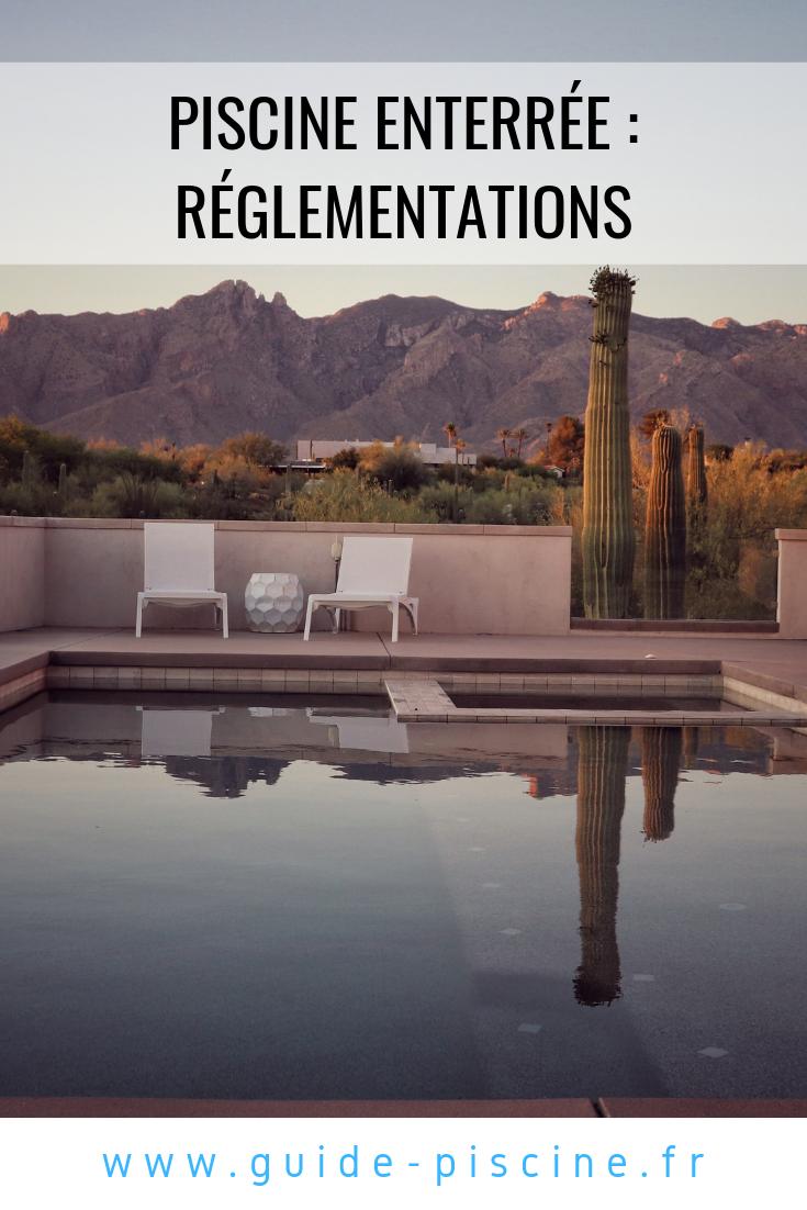 Les r glementations pour construire une piscine creus e - Construction piscine reglementation ...