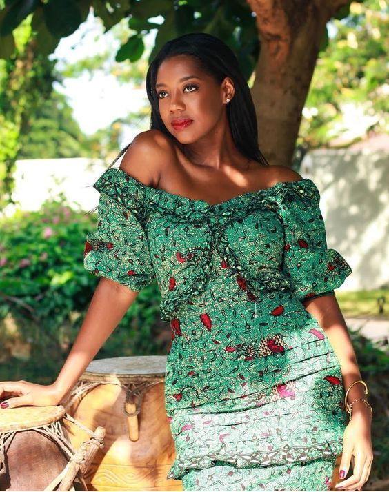 MOST POPULAR AFRICAN CLOTHING STYLES FOR WOMEN IN 2018 #africandressstyles