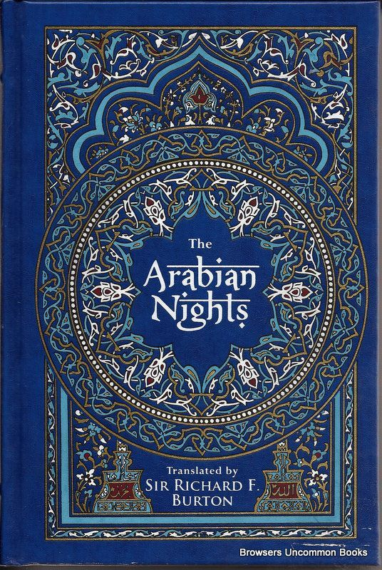 A Thousand And One Nights Or Arabian Nights At Browsers Uncommon