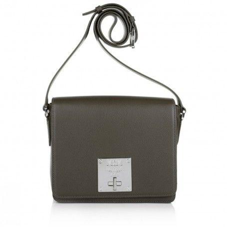 b360167d8da9f MCM Tasche – Mona Medium Shoulder Bag Fango – in braun – Umhängetasche für  Damen