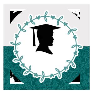 ثيم تخرج للطباعه Graduation Stickers Scrapbook Journal Congratulations Graduate