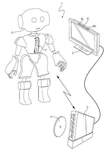 Nintendo Patent Hints At Remote Controlled Toys Interacting With