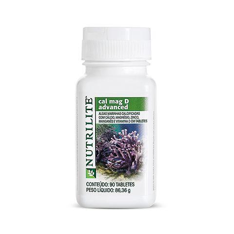 Nutrilite Vitamina D Calcio E Magnesio Cal Mag D Advanced Com