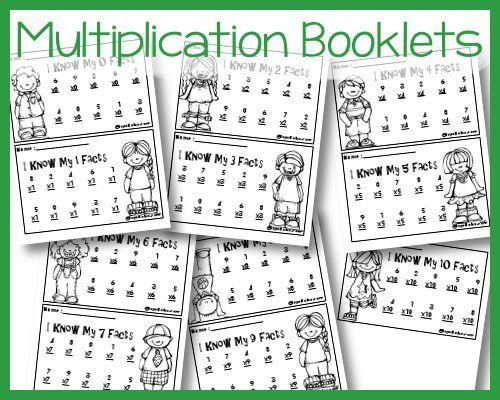 I Know My Math Facts Royal Baloo Multiplication Math Facts Math Fact Worksheets