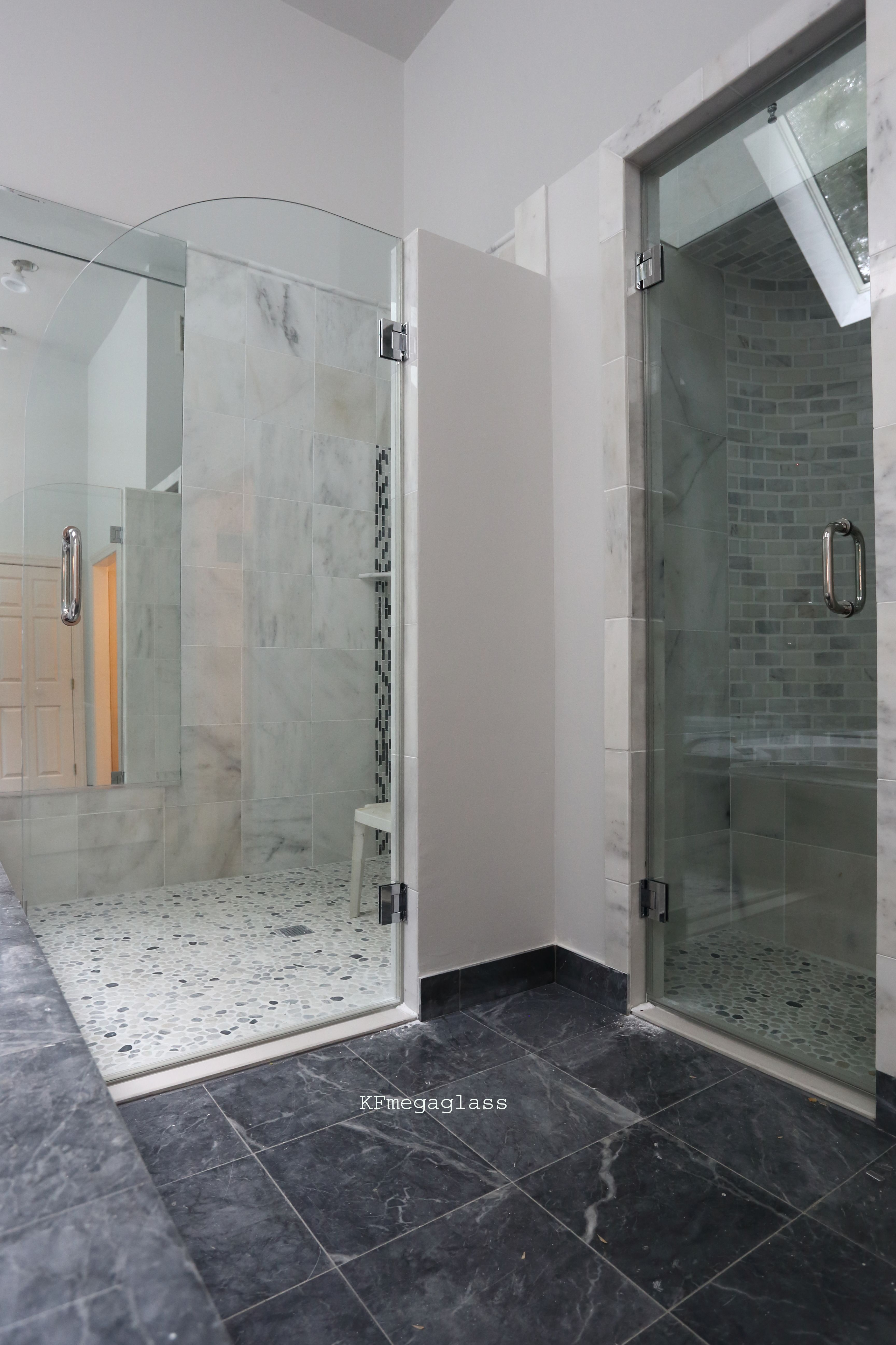 Frameless Shower Enclosures Are Precision Engineered With The