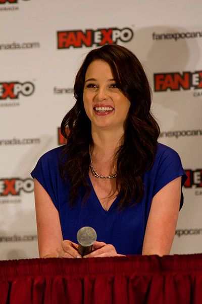 Rachel Nichols Born 1980 Actress Alias Star Trek Gi Joe The