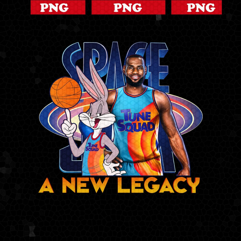 Space Jam 2 A New Legacy Png Tune Squad Png Lebron Space Jam Etsy In 2021 Space Jam Tune Squad Looney Tunes Space Jam