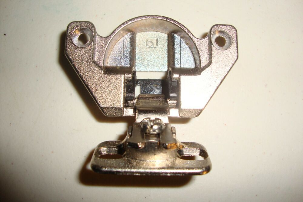 Mepla Cabinet Hinge 698 253 50 00 And Plate 348 253 52 00 W Germany Mepla Ebay St Lucia St Kitts