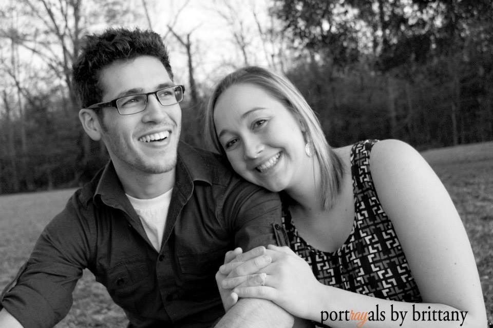 Engagement @haley van liew Spearsn ; Portrayals by Brittany ©