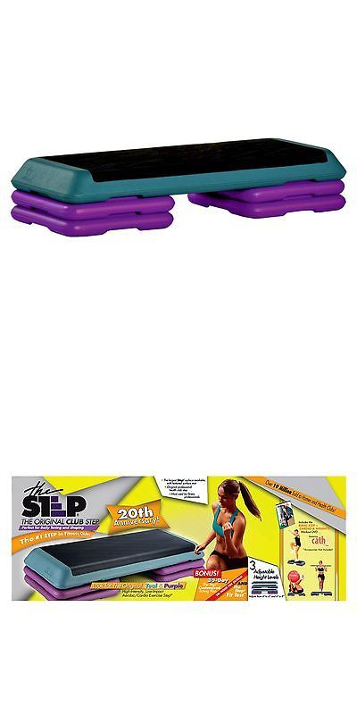 Jump Ropes 62134: The Step, Green BUY IT NOW ONLY: $75.0