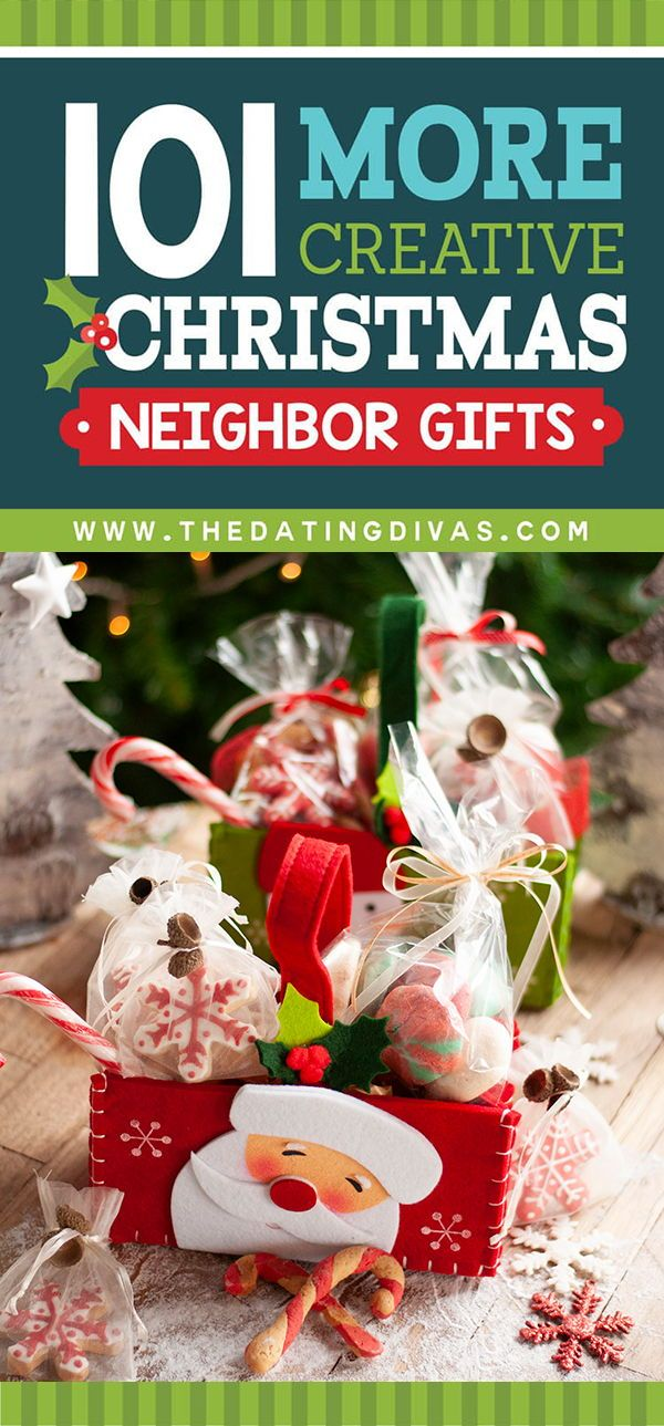 Quick & Easy Neighbor Gifts for the Holiday Season! #neighborgifts #christmasgiftideas