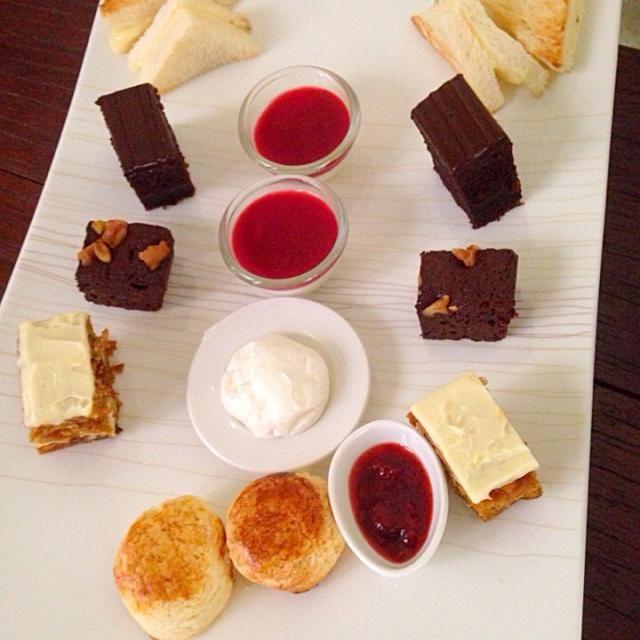 レシピとお料理がひらめくSnapDish - 3件のもぐもぐ - Afternoon Tea by Obeoom Jumsai Na Ayudhya