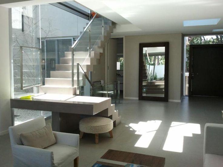 Resultado de imagen para escaleras de hormigon escaleras for Casa con piscina quebrada alvarado