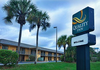 Choice Hotels Quality Inn Elkton St Augustine South Hotel