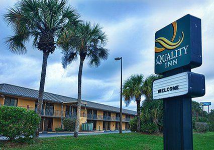 Choice Hotels Quality Inn Elkton St Augustine South Hotel