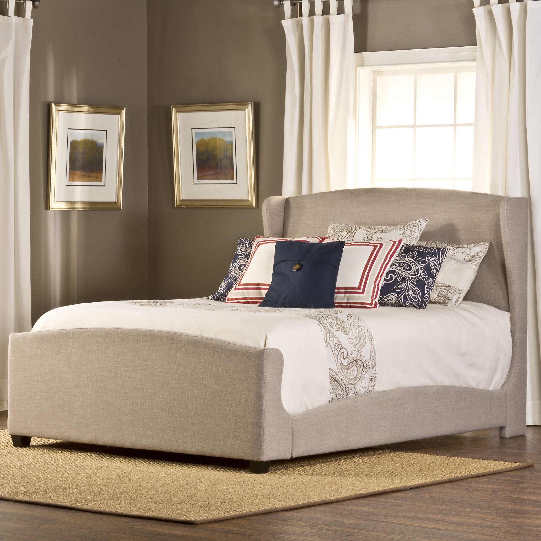 Master bedroom king size bed designs  Barrington Wingback Bed  Ideas for master bedroom  Pinterest