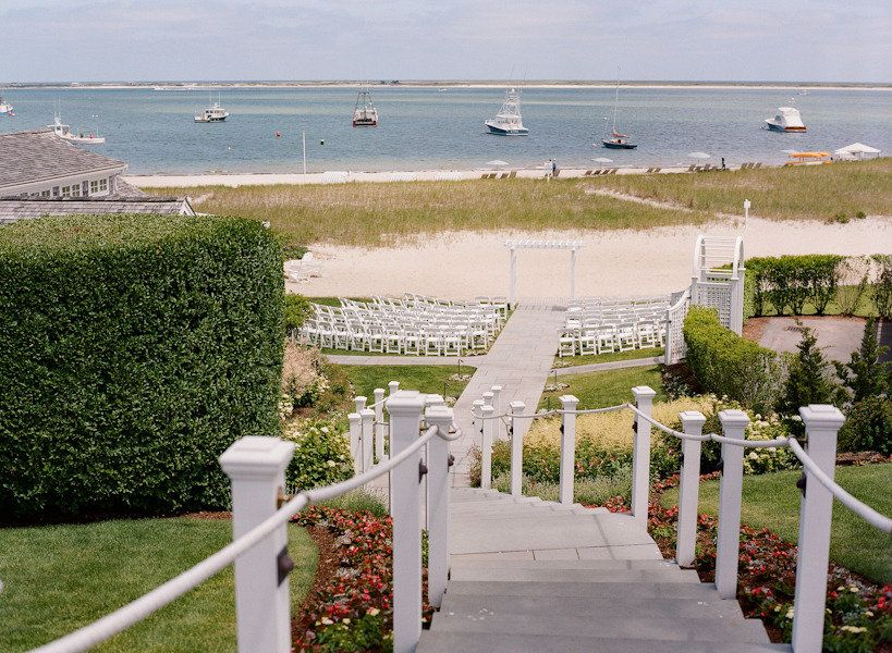 Wedding Eastward Ho Country Club, Chatham, Massachusetts