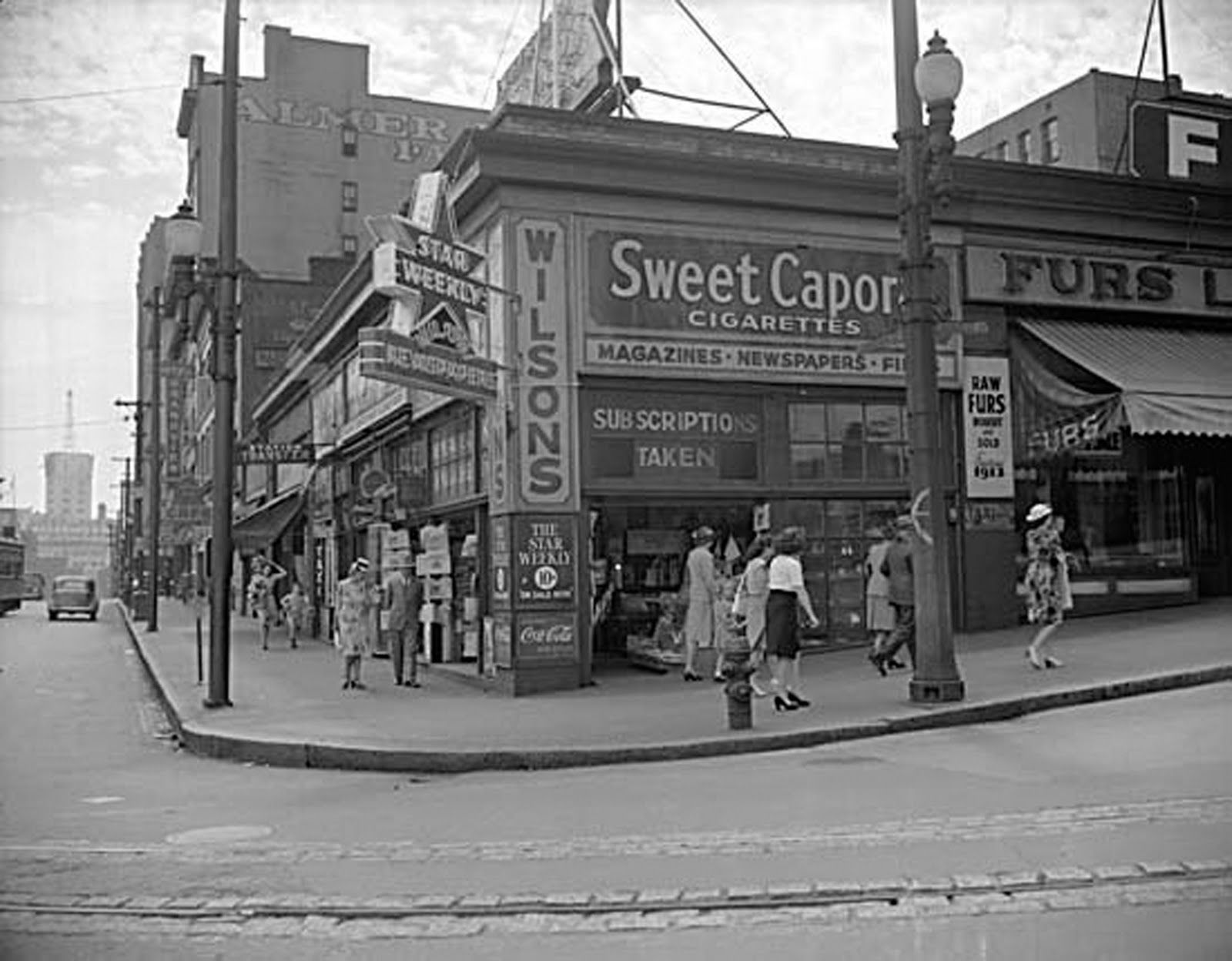 Tom Hawthorn S Blog Vancouver Snapshots Then And Now Vancouver Granville Street Vancouver Bc