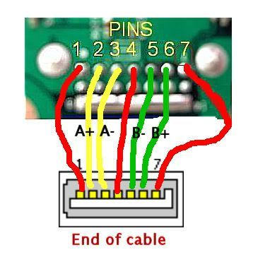 Sata Data Cable Connectors Pinouts Data Cable Computer Diy Electronics Projects Diy