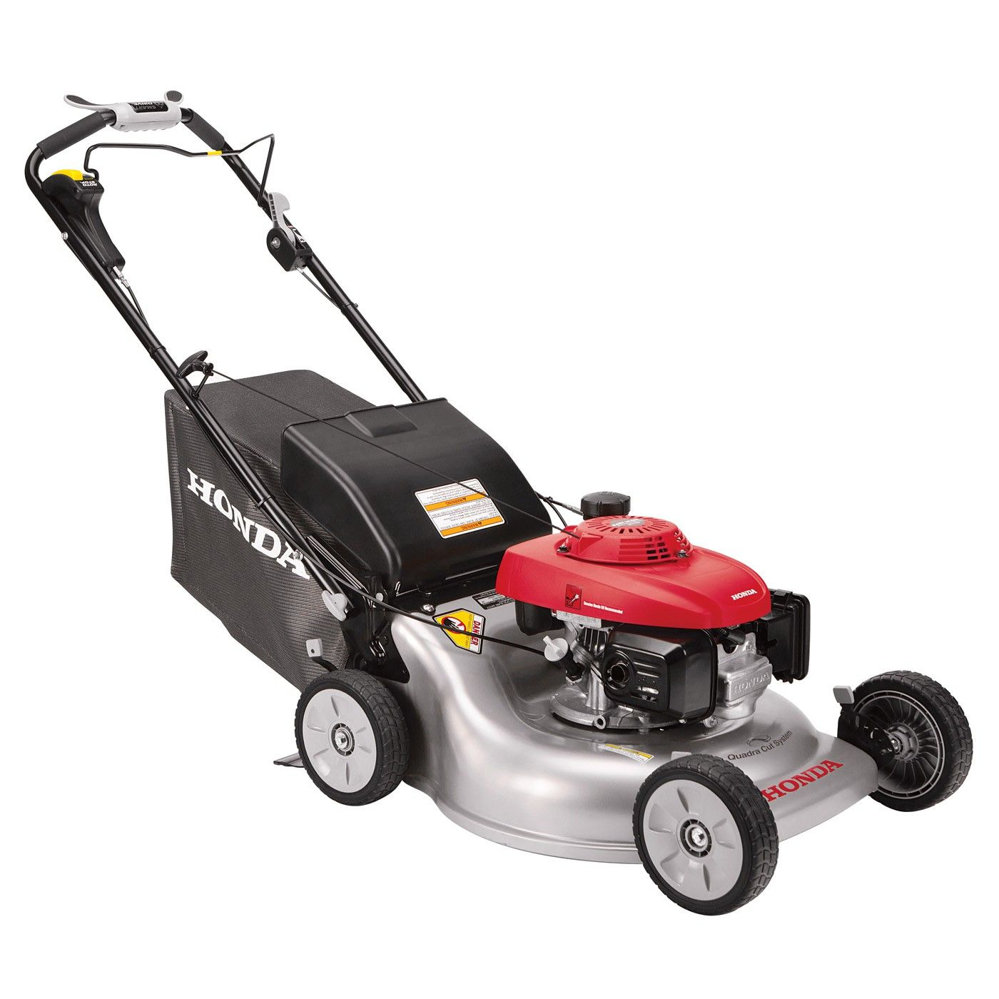 Already known for their durability and reliability Honda lawnmowers