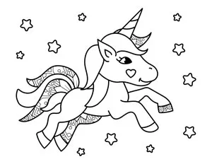 20 Free Printable Unicorn Coloring Pages The Artisan Life Unicorn Coloring Pages Coloring Pages Unicorn Printables