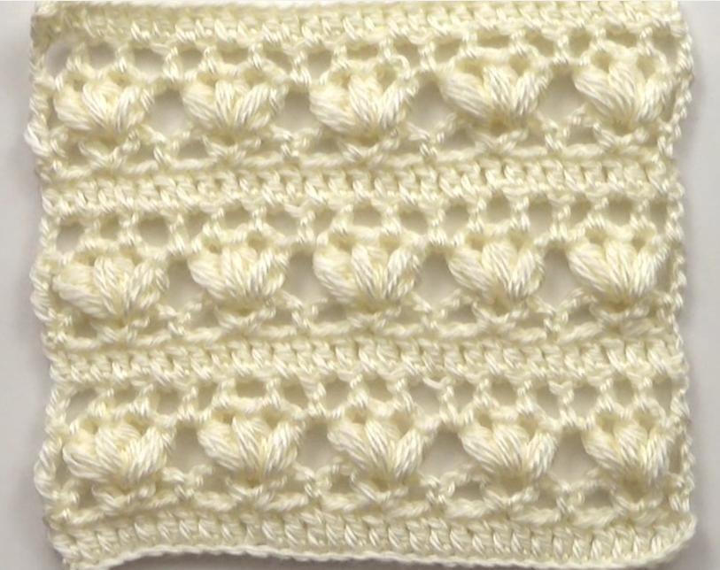 Encantador Los Patrones De Crochet Libre Para Bufandas Molde - Manta ...