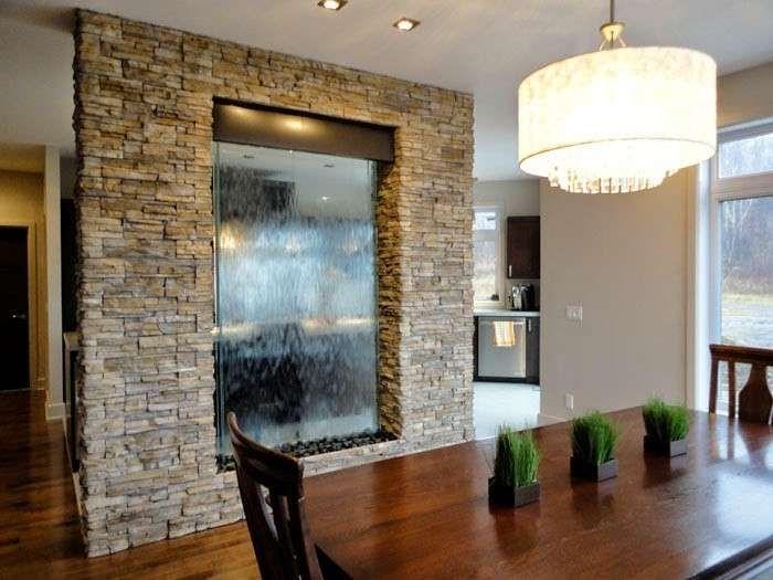 Pareti Dacqua Per Interni : Decorare pareti interne in pietra house decor interni pareti