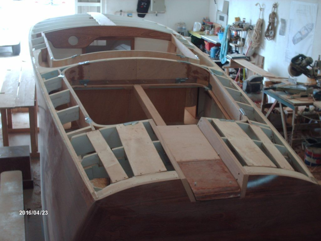 Classic Wooden Boat Plans » Riva Aquarama Full Size Lofted Plans | Boat build | Wooden boat ...