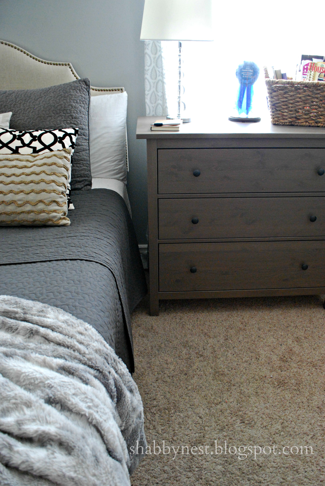 Try Using A Dresser For Nightstand Check Out This Great